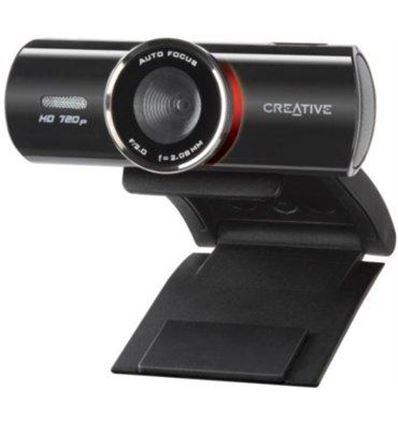 WEBCAM CREATIVE LIVE CAM CONNECT HD - WB01CT03