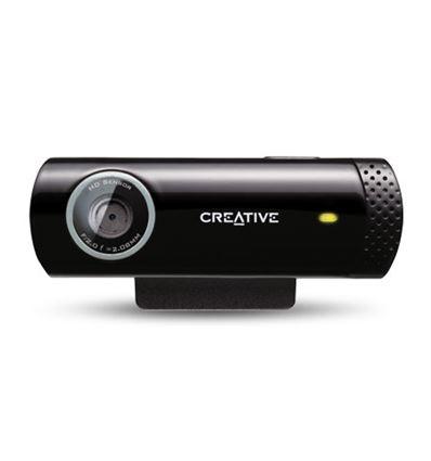 WEBCAM CREATIVE LIVE CAM CHAT HD (720P) - WB01CT02