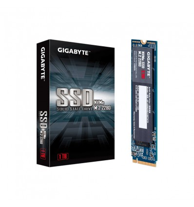 Gigabyte 1TB NVME - SSD