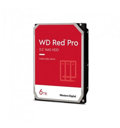 Western Digital Red Pro 6TB - Disco duro NAS