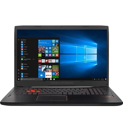 PORTATIL ASUS GL702VS-BA002T I7 7700 16GB 1TB W10 - PO17AS37
