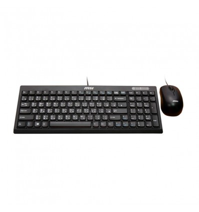 MSI Combo teclado + ratón