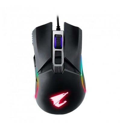 Gigabyte Aorus M5 - Ratón gaming 16000dpi