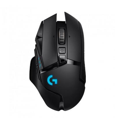 Logitech G502 LightSpeed - Ratón gaming inalámbrico