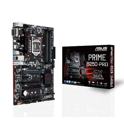 PLACA BASE ASUS PRIME B250-PRO 1151K - PB01AS110-5