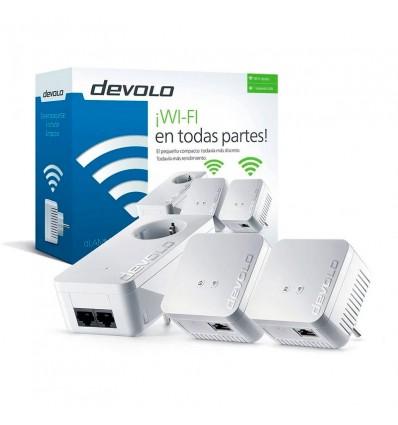 PLC DEVOLO DLAN 550 WIFI NETWORK KIT 9644