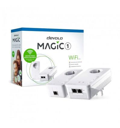 Devolo Magic 1 Wifi Starter Kit - Kit Adaptador PLC