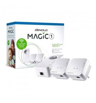 Devolo Magic 1 Wifi mini Network Kit - Kit adaptador PLC