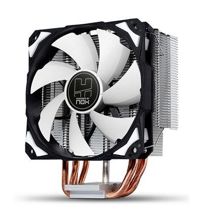 VENTILADOR CPU NOX +DISIPADOR HUMMER H-312 AM4 - Nox_hummer_h-312