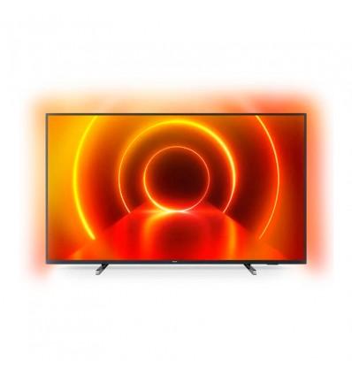 "TELEVISOR PHILIPS 43"" SMART TV UHD 43PUS7805"
