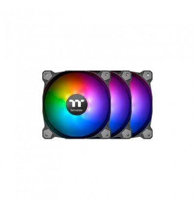 VENTILADOR 120X120 THERMALTAKE PURE PLUS 12 RGB