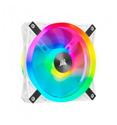 VENTILADOR CORSAIR ICUE QL120 RGB 120MM SINGLE
