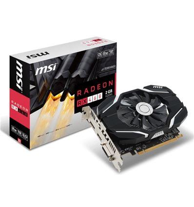TARJETA GRAFICA MSI RX460 2GB OC - TG02MS03