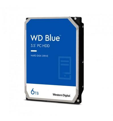 DISCO DURO WESTERN DIGITAL BLUE 6TB WD60EZAZ