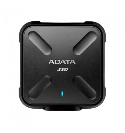 DISCO DURO SSD EXTERNO ADATA SD700 512GB NEGRO