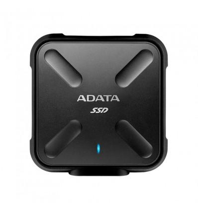 DISCO DURO SSD EXTERNO ADATA SD700 256GB NEGRO