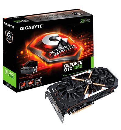 TARJETA GRAFICA GIGABYTE GTX1080 XTREME GAMING - TG01GB55