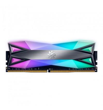 MEMORIA ADATA SPECTRIX D60G 16GB 3200MHz TUNGSTEN GREY