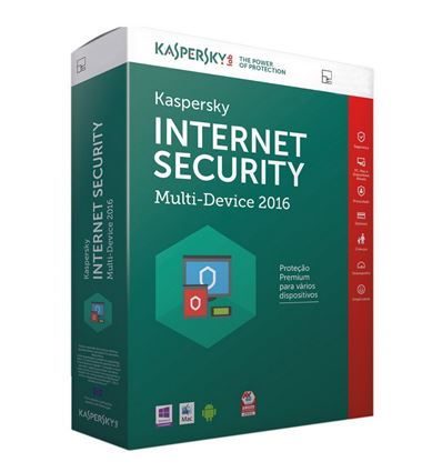 ANTIVIRUS KASPERSKY 2016 SECURITY MULTI DEVICE 5D - AN01KS23