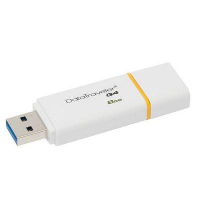 MEMORIA PENDRIVE KINGSTON 8GB DTIG4/8GB USB 3.0 - MU02KG26