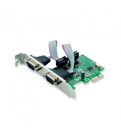 TARJETA CONCEPTRONIC PCIE 2 X PUERTO SERIE