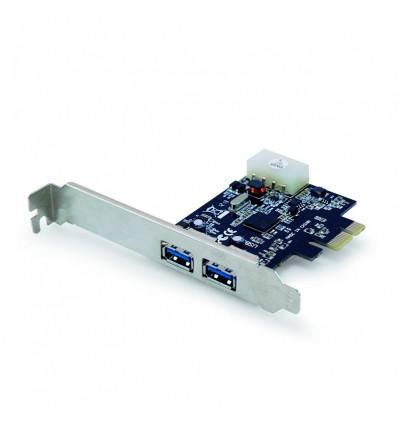TARJETA CONCEPTRONIC PCIe 2 X USB 3.0