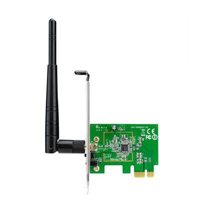 TARJETA ASUS PCE-N10 WIRELESS PCI EXPRESS 150Mbs - TJ02AS04