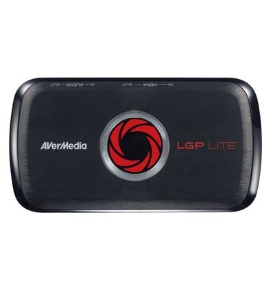 CAPTURADORA VIDEO AVERMEDIA LGP LITE GL310 - CR01AV01