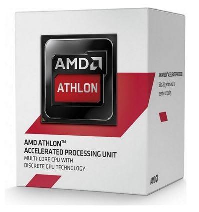 PROCESADOR AMD AM1 ATHLON 5350 2.05GHZ - CP02AM10