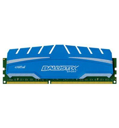 MEMORIA CRUCIAL BALLISTIX SPORT XT 8GB DDR3 1866 - ME01CR01