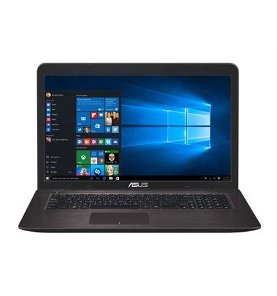 PORTATIL ASUS X756UJ-TY035T I7 6500 8GB 1TB W10 - X756UJ-TY035T