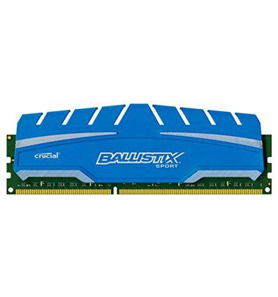MEMORIA CRUCIAL 4GB DDR3 1866 BALLISTIX SPORT - ballistix-sport-1866