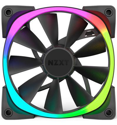 VENTILADOR NZXT CAJA RGB PWN 120X120X26 - RF-AR120-B1