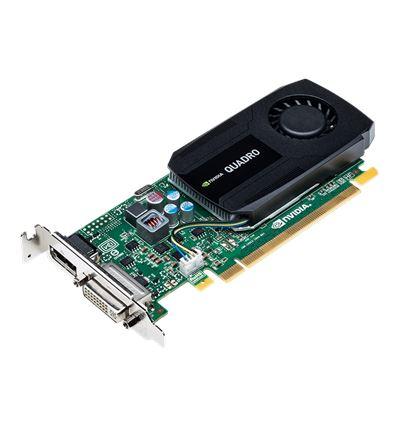 TARJETA GRAFICA PNY QUADRO K420 2GB DDR3 - VCQK420-2GB2-PB