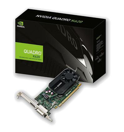 TARJETA GRAFICA PNY QUADRO K620 2GB DDR3 - VCQK620-PB