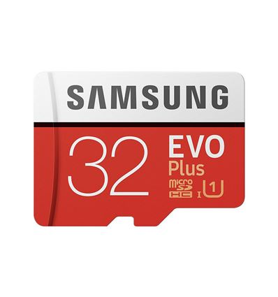 MEMORIA MICRO SD SAMSUNG EVO+ 32GB - MB-MC32GAEU