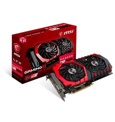 GRAFICA MSI RX 570 GAMING X 4GB - MSI RX 570 GAMING X 4GB