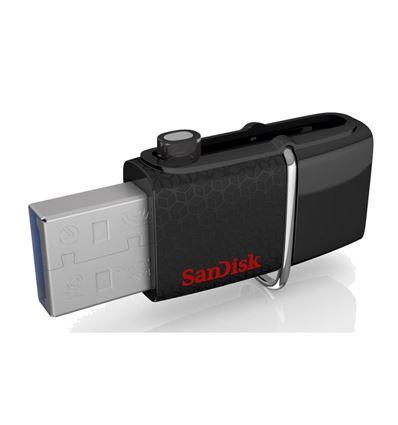 MEMORIA PENDRIVE SANDISK 16GB ULTRA ANDROID DUAL - MU02SK03