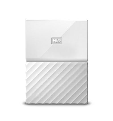 DISCO DURO WD MY PASSPORT 3TB 2.5 EXTERNO BLANCO - HD04WD21