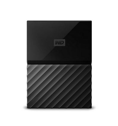 DISCO DURO WD MY PASSPORT 4TB 2.5 EXTERNO NEGRO - HD04WD40
