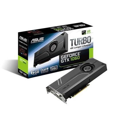 GRAFICA ASUS TURBO GTX1060 6GB - TG01AS83