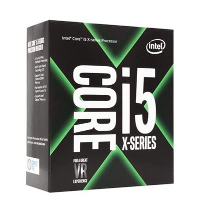 PROCESADOR INTEL i5-7640X 4,00Ghz 6M LGA 2066 - INTEL i5-7640X