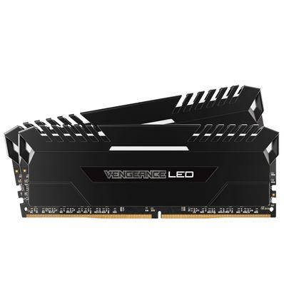 MEMORIA CORSAIR 16GB DDR4 3200 (2X8GB)LED BLANCA - CMU16GX4M2C3200C16