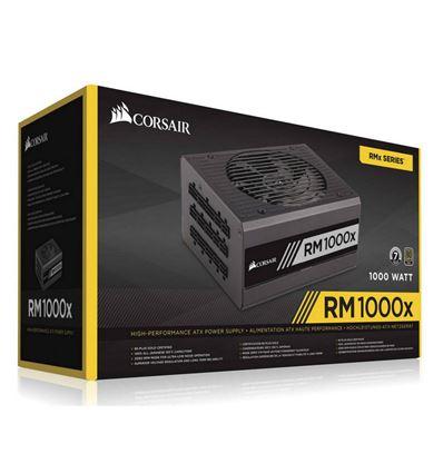 Fuente de alimentación Corsair RM1000X 80 Gold