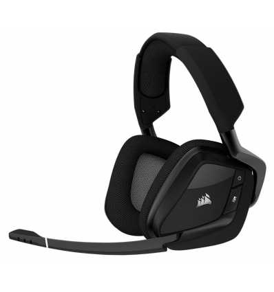 AURICULAR CORSAIR VOID PRO RGB WIRELESS NEGRO