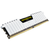 Memoria Corsair 32GB DDR4 3000 (2x16GB) Blanca