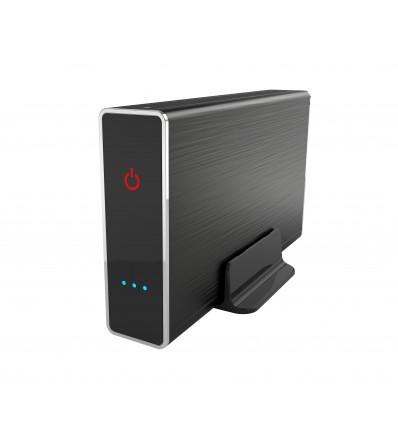 """CAJA EXTERNA COOLBOX SCA3503 NEGRO USB 3.0 3.5"""""""