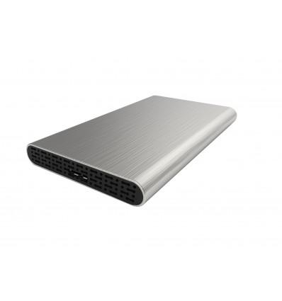"""Coolbox SCA2513 - Caja externa USB 3.0 2.5"""" Plata"""