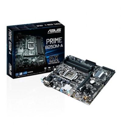 Placa base Asus Prime B250M-A 1151K