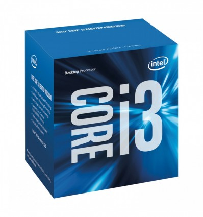 Procesador Intel Core i3-7100 3.9 Ghz Socket 1151K